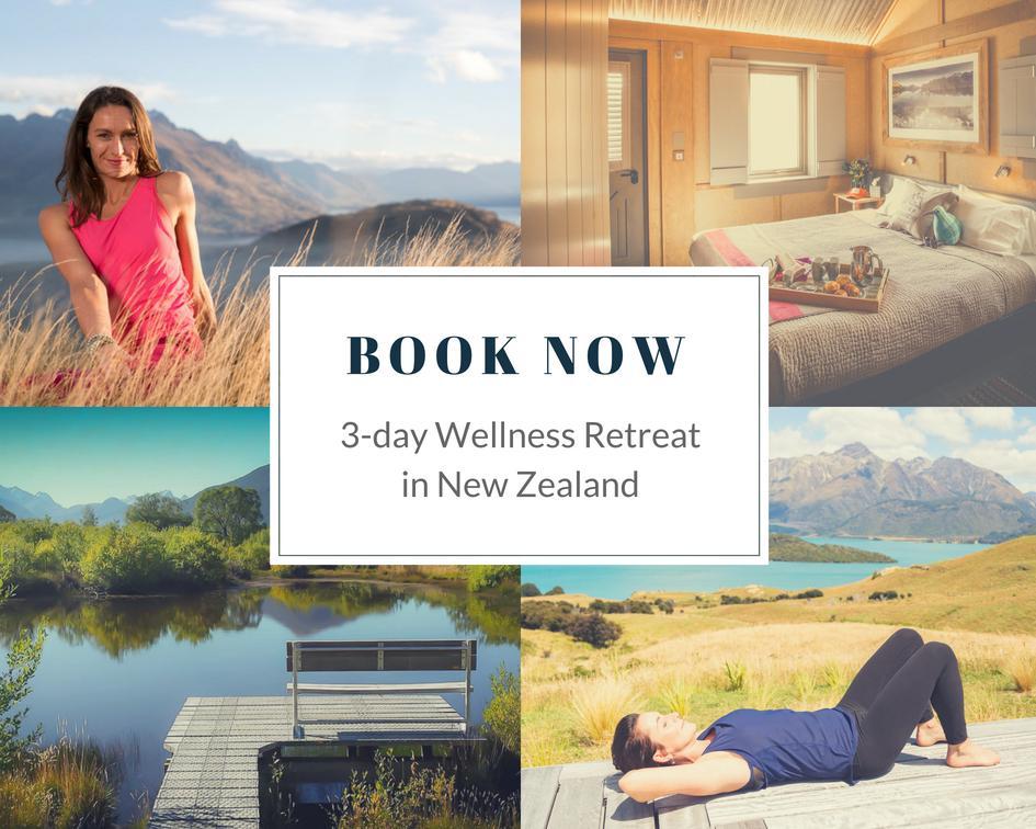 Book women's wellness retreat New Zealand