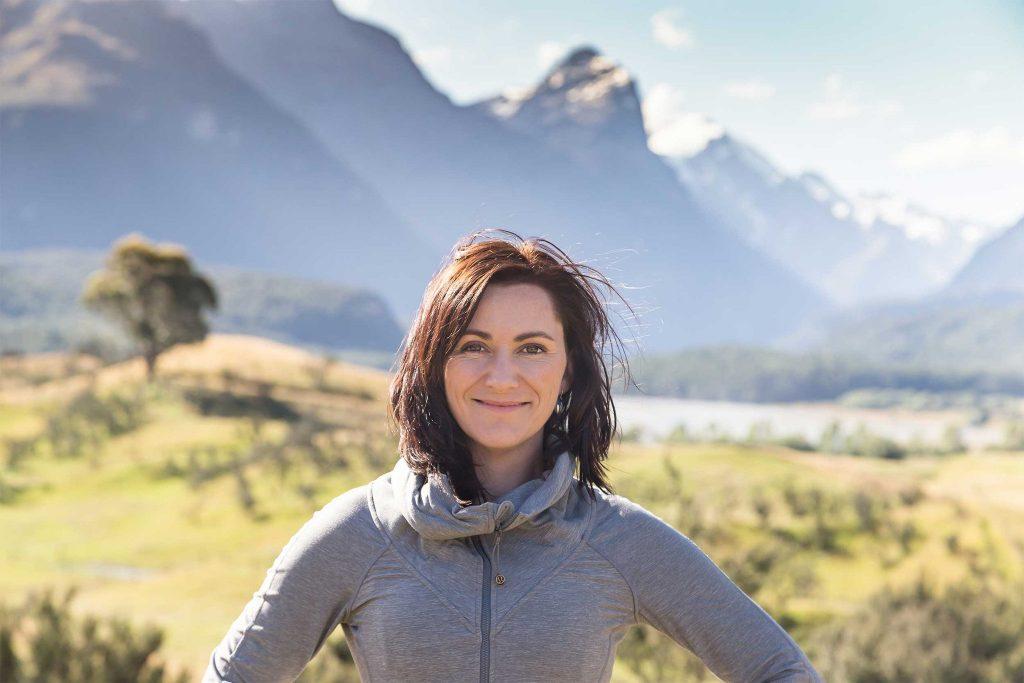 Emma Ferris - runner and breathing expert