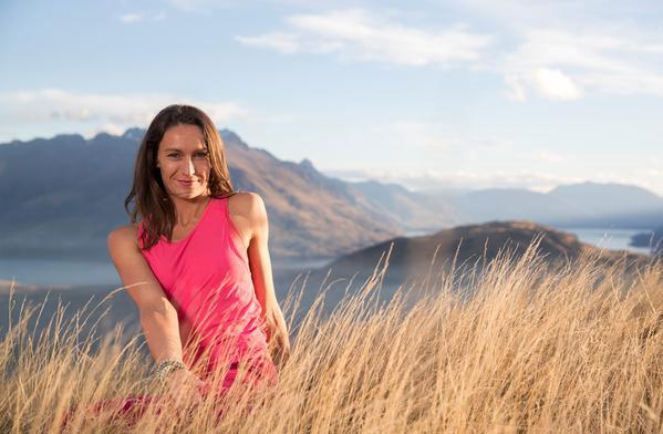 sarsha - wellness expert
