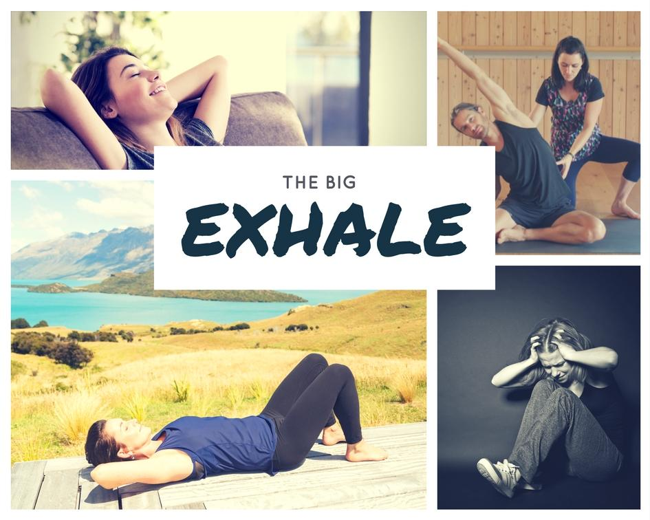 Conscious Breathing Course Online - The Big Exhale