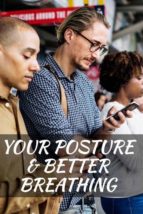 Your posture & better breathing
